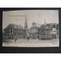 Sittard 1904 - Markt