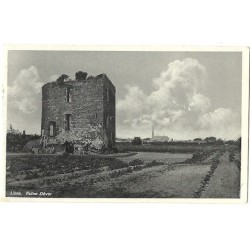 Lisse 1945 - Ruine Dever
