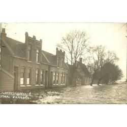Zaandam 1916 - Smaal watersnood 1916 - fotokaart