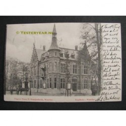 Woerden 1905 - Raadhuis