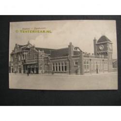 Zandvoort 1913 - Station