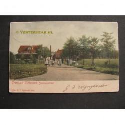 Uithuizen 1903 - Stationsstraat