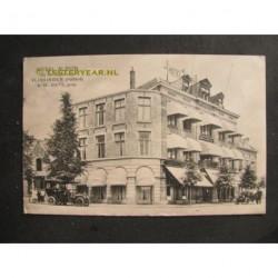 Vlissingen 1914 - Hotel Albion - bij de Keersluis