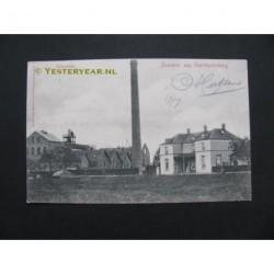 Geertruidenberg 1900 - Statendam - suikerfabriek