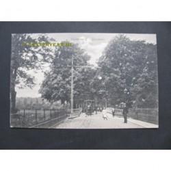 Ginneken ca. 1910 - Duivelsbrug met paardentram