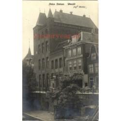 Utrecht ca. 1933 - Maize Oudaen - Oude Gracht - fotokaart