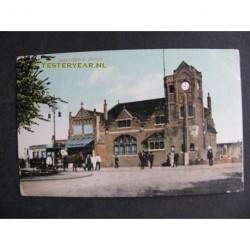Amersfoort ca. 1915 - Station