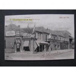 Wijk aan Zee 1903 - Tramweg