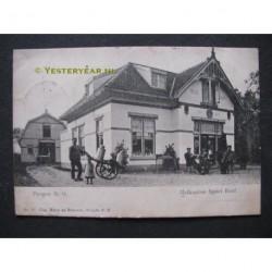Bergen 1904 - Melk Salon Sport Rust