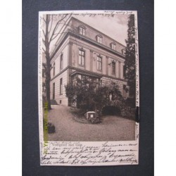 Roermond 1931 - Retraitehuis Kapellerlaan - voorgevel grot