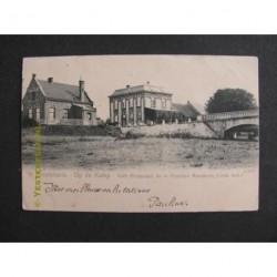 Roosteren 1912 - Cafe de la Frontiere