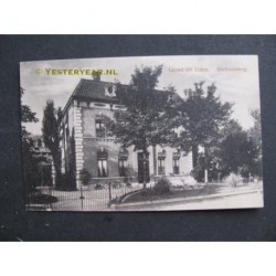 Uden ca. 1910 - Stationsweg