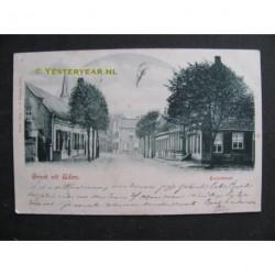 Uden 1901 - Kerkstraat