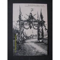 Alphen aan den Rijn ca. 1910 - Erepoort Feestterrein