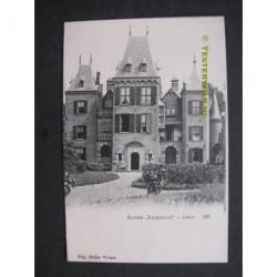 Lisse ca. 1910 - Kasteel Keukenhof
