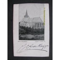 Wemeldinge 1903 - Kerk