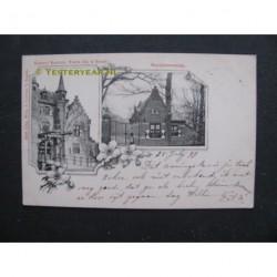 Vught 1899 - Kasteel Maurick en Wachterswoning - voorloper