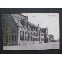 Roosendaal 1925 - Station