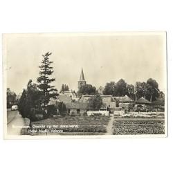 Bennekom 1940 - gezicht vanaf Hotel Neder Veluwe