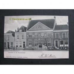 Sint Maartensdijk 1902 - Stadhuis - Bewaarschool