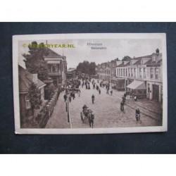 Hilversum 1920 - Stationsplein