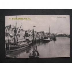 Zierikzee 1913 - Haven