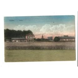Alphen ca. 1915 - station