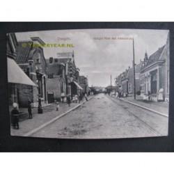Dongen 1916 - Hoogen Ham met tramstation