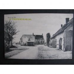 Riel 1915 - groet uit - werkplaats