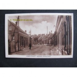Hooge Zwaluwe ca. 1915 - Dorpstraat