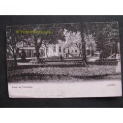 Assen 1902 - Brink en Torenlaan