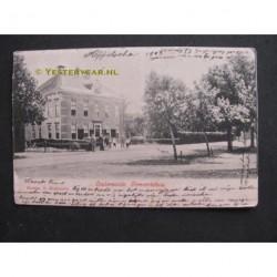 Oosterwolde 1903 - Gemeentehuis