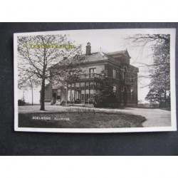 Zoelmond 1933 - Klooster - fotokaart