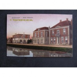 Dedemsvaart 1928 - Hotel Hiemstra