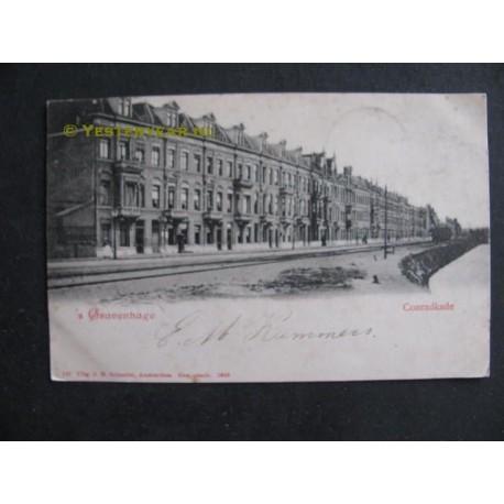 Den Haag 1901 - Conradkade