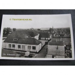 Urk 1959 - Wilhelmina school