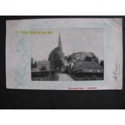 Groesbeek 1904 - Hervormde Kerk Kerkstraat