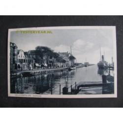 Hellevoetsluis 1931 - Oostkade