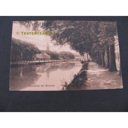 Helder ca. 1915 - Kanaalbrug met Westplein