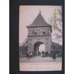 Schoonhoven 1902 - Veerpoort