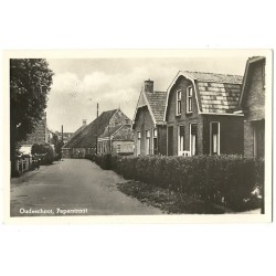 Oudeschoot 1950 - Peperstraat