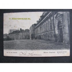 Middelburg 1902 - Militair Hospitaal