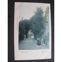 Domburg ca. 1900 - Noordstraat
