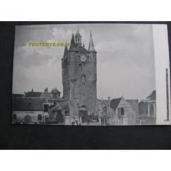 Zierikzee 1907 - Zuid Havenpoort