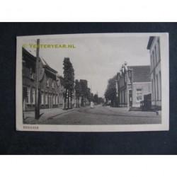 Besoijen ca. 1920 - dorpsstraat