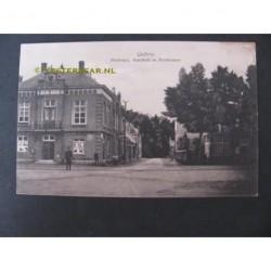 Geldrop 1922 - Hofstraat Raadhuis Postkantoor