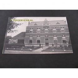 Oerle 1908 - Pastorie