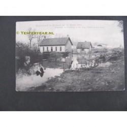 Rilland Bath 1906 - watervloed Engelse Polder