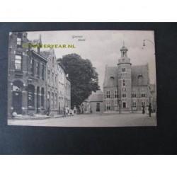 Gennep 1917 - Markt
