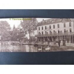 Mook 1917 - panoramakaart 3 delig- Plasmolen